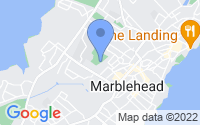 Map of Marblehead MA