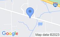Map of Lyon Charter Township MI
