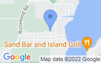 Map of Twin Lakes WI