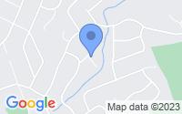 Map of Burlington MA
