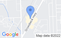 Map of Clinton Township MI