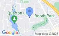 Map of Birmingham MI