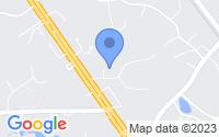 Map of Bloomfield Hills MI