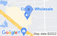 Map of Bloomfield Township MI