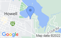 Map of Howell MI