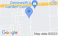 Map of Hartland MI