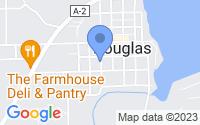 Map of Douglas MI
