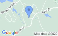 Map of North Andover MA