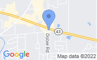 Map of Meridian charter Township MI
