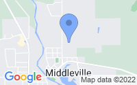 Map of Middleville MI