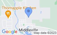 Map of Middleville MI