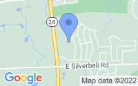 Map of Orion charter Township MI