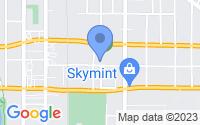 Map of Lansing MI