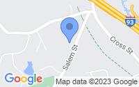 Map of Salem NH
