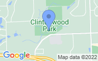 Map of Clarkston MI
