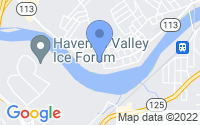 Map of Haverhill MA