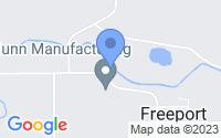 Map of Freeport MI