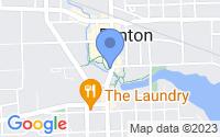 Map of Fenton MI