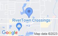 Map of Grandville MI