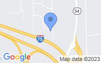 Map of Grand Blanc MI