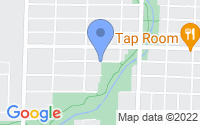 Map of South Milwaukee WI