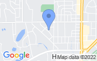 Map of Hales Corners WI