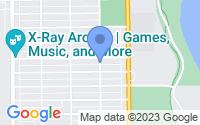 Map of Cudahy WI