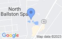 Map of Ballston Spa NY