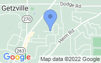 Map of Getzville NY