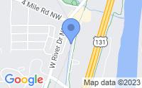 Map of Comstock Park MI