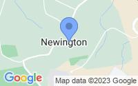 Map of Newington NH