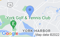 Map of York ME