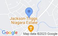 Map of Niagara-on-the-Lake ON