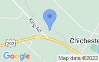 Map of Chichester NH