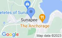 Map of Sunapee NH