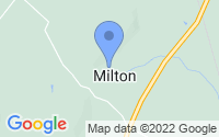 Map of Milton NH