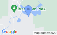 Map of Fremont MI
