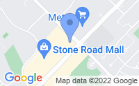 Map of Guelph ON