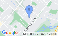 Map of Mississauga ON