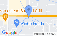 Map of Eagle ID