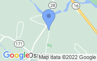 Map of Ossipee NH