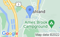 Map of Ashland NH