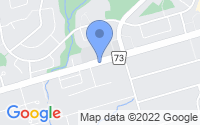 Map of Richmond Hill ON