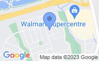 Map of Markham ON