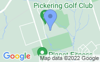 Map of Pickering ON