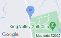 Map of King ON