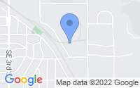Map of Bend OR