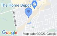 Map of Bradford ON