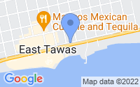 Map of East Tawas MI