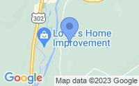 Map of Littleton NH